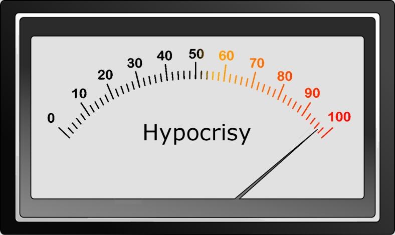 hypocrite 1